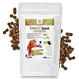 DOGS-HEART PARATIC Snack 250g | Natürlicher Schutz - Snack für Hunde mit Schwarzkümmelöl und Kokosöl | Premium Hunde Leckerli | natürlich, beruhigt & entspannt