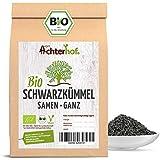 Schwarzkümmelsamen Bio ganz (250g) original nigella sativa ägyptischer Schwarzkümmel Samen ganz vom-Achterhof