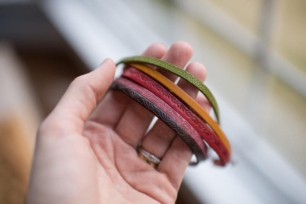 Armbänder mit Geraniol gegen Zecken