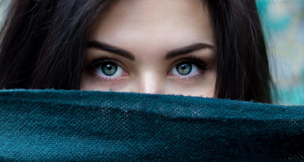 Augen Kleidung DEET