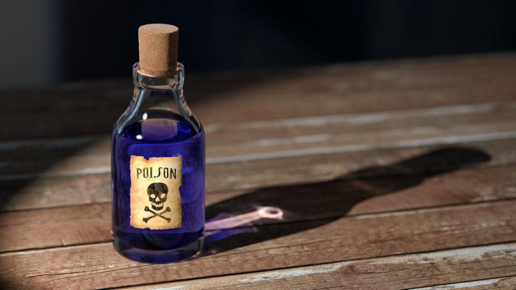 Fipronil Gift gegen Zecken