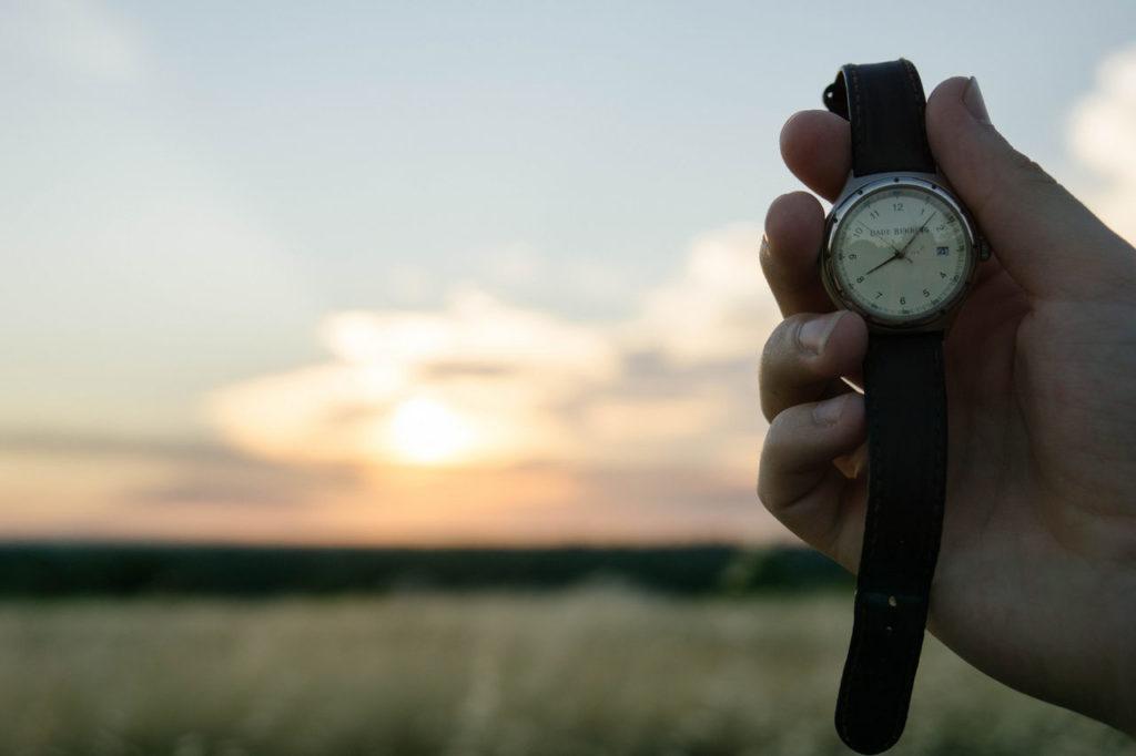 Zeit läuft ab