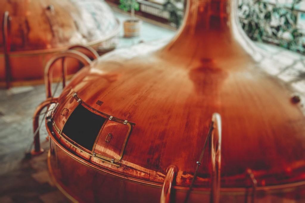 Bierhefe Brauerei