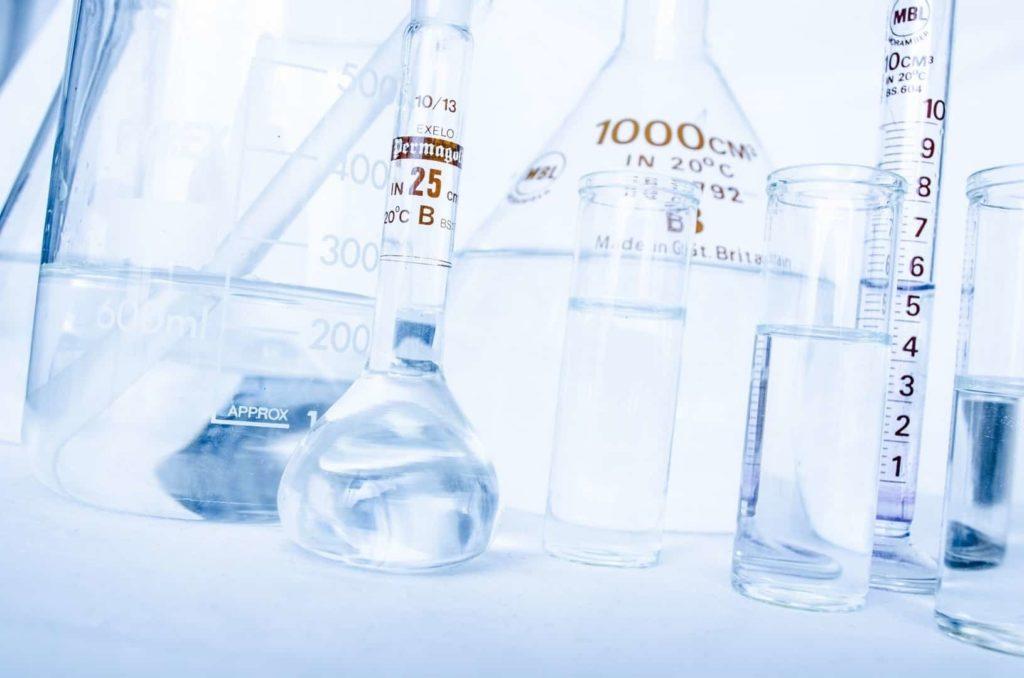 Chemische Wirkstoffe Mittel gegen Parasiten